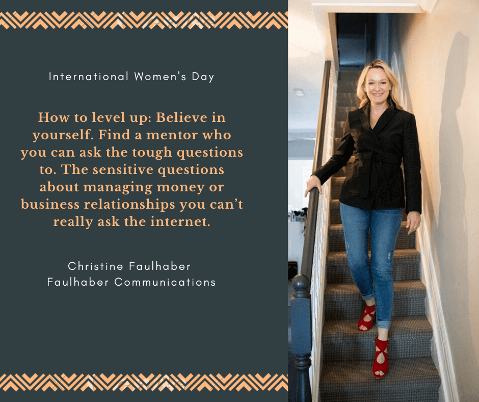 Christine Faulhaber - Faulhaber Communications