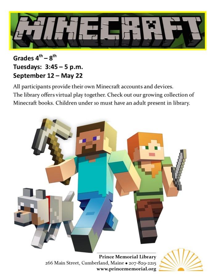 Minecraft Club