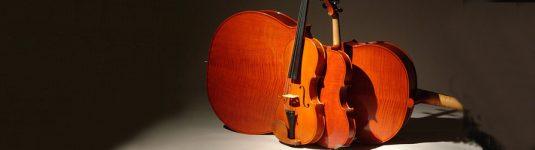 violin vioal and cello rental