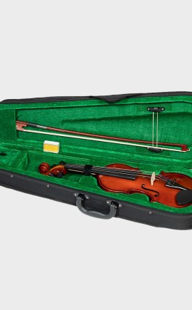 Pikanni P1200v viola and violin with case and bow