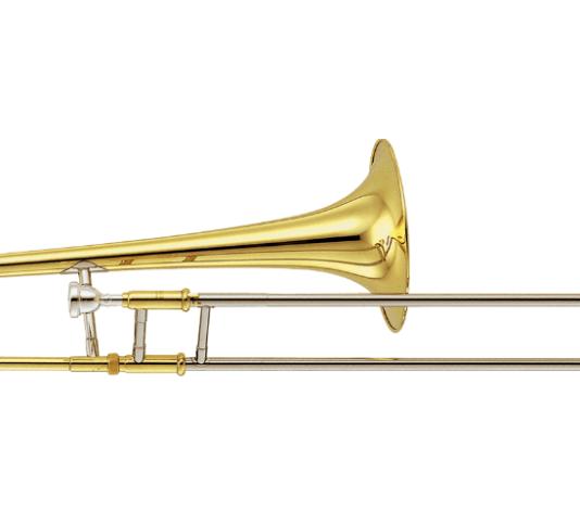 Yamaha custom trombone