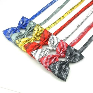 music bow tie