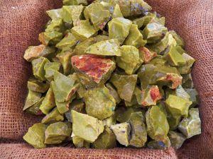 Grean Opal healing stone