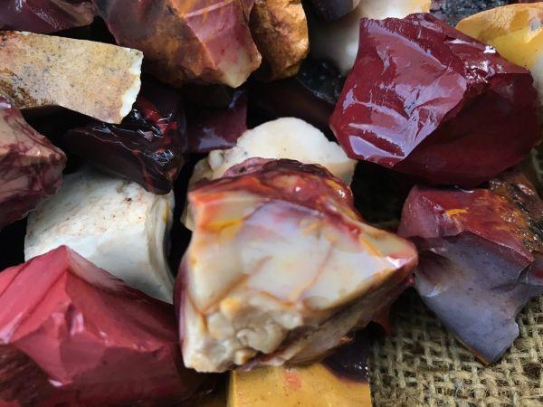 Mookaite jasper stones for sale