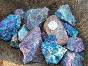 Ruby Sapphire stones