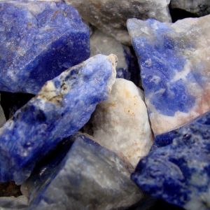 Sodalite crystal healing rocks for sale