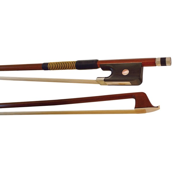 cello bow - octagonal brazilwood student bow
