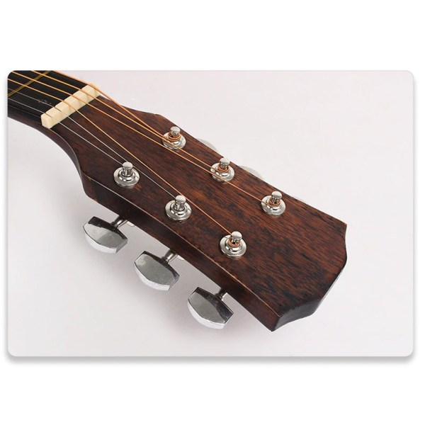 Akua Light Acoustic Guitar Stock Photo