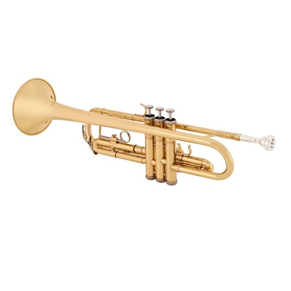 Prince Student P-Series TR1A Gold Trumpet