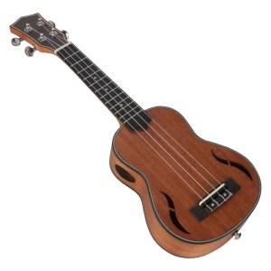 21 walnut ukulele