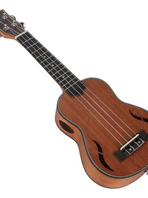 21 walnut ukulele