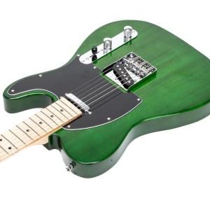 Gephardt Elite Series Electric Guitar in Green