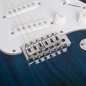BlueBurst Gehardt Ground Geries Electric Guitar