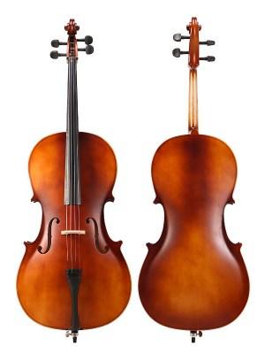 Strumenti a Corde 106 full size 4/4 Cello Student Basswood Cello