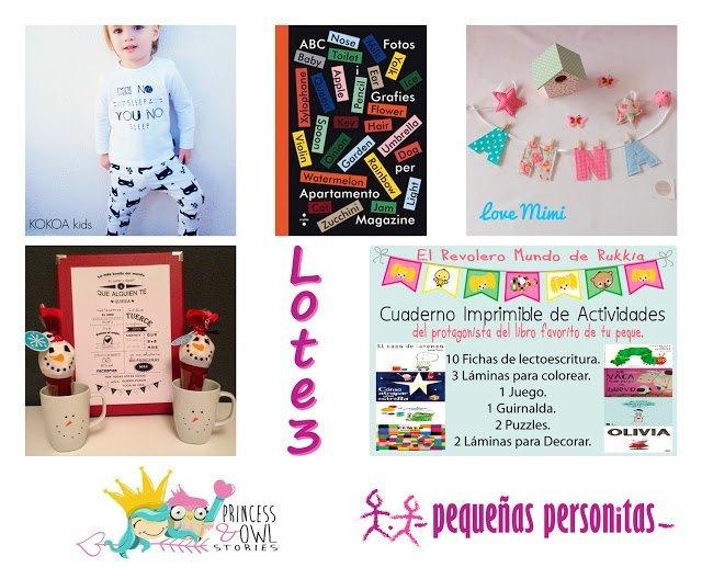 lote3-sorteo-navidad-pequeñas-personitas-princess-and-owl-stories