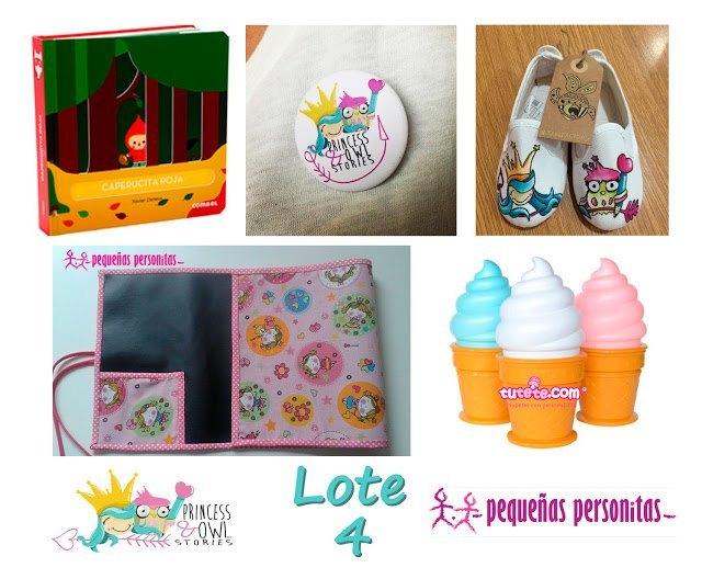 lote4-sorteo-navidad-pequeñas-personitas-princess-and-owl-stories