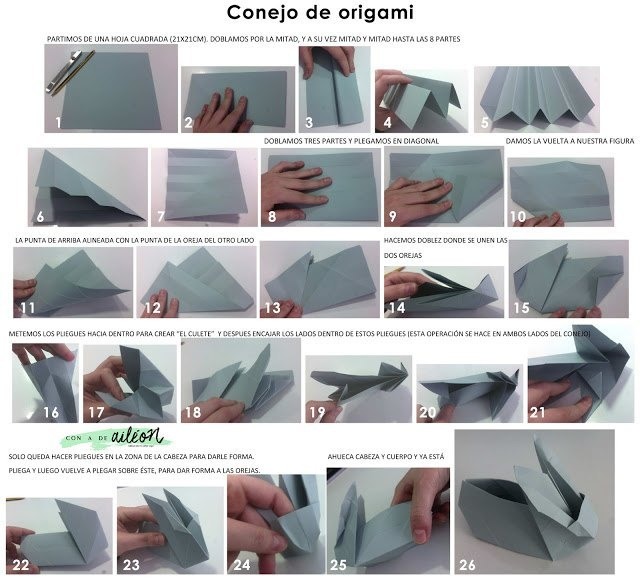 origami-conejo-cesta