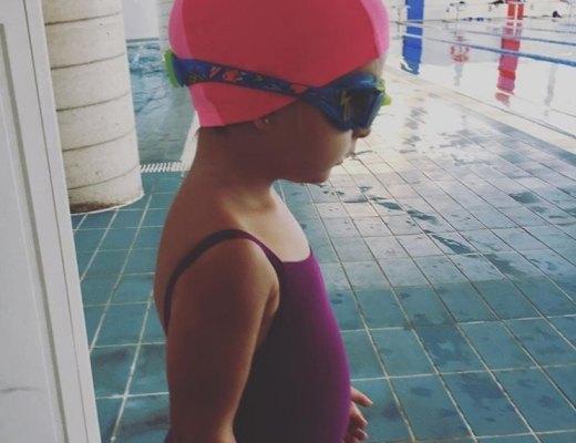 natación infantil