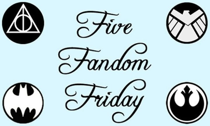 Five Fandom Friday - Five Deaths I am Still Upset About.