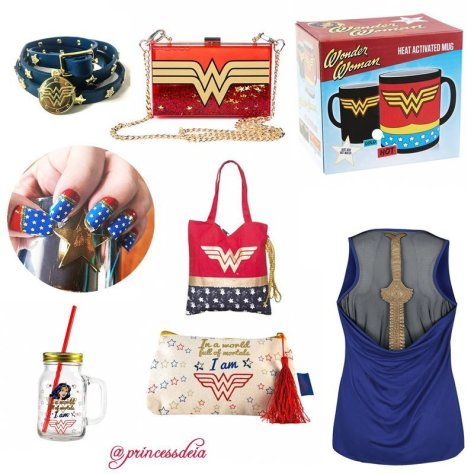 Wonder Woman Gift Guide