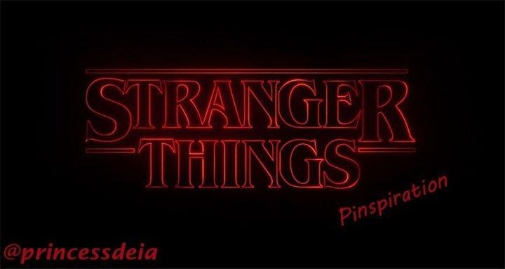 Stranger Things Pinspiration