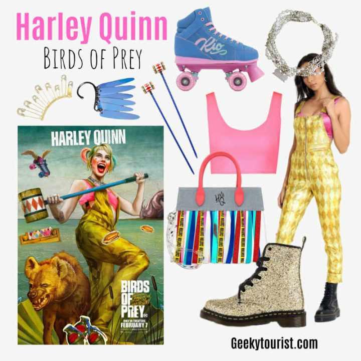 Harley Quinn Everyday Cosplay