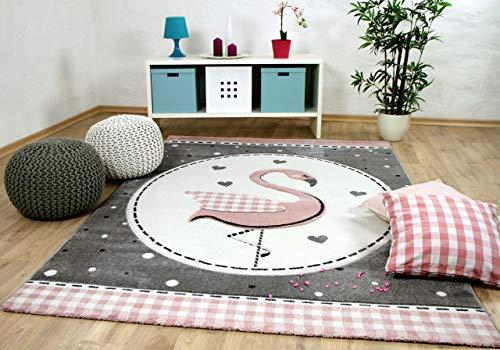 tapis rose girly pour chambre de princesse