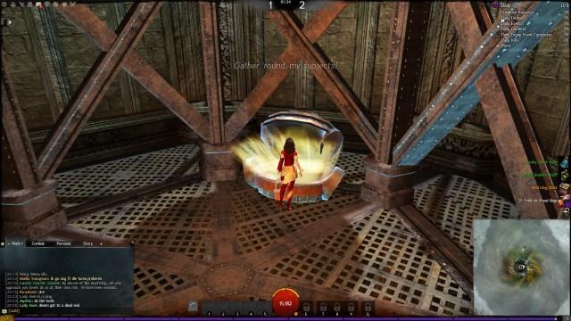 The Clock Tower Rewards Guild Wars 2