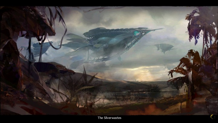 The Silverwastes Guild Wars 2
