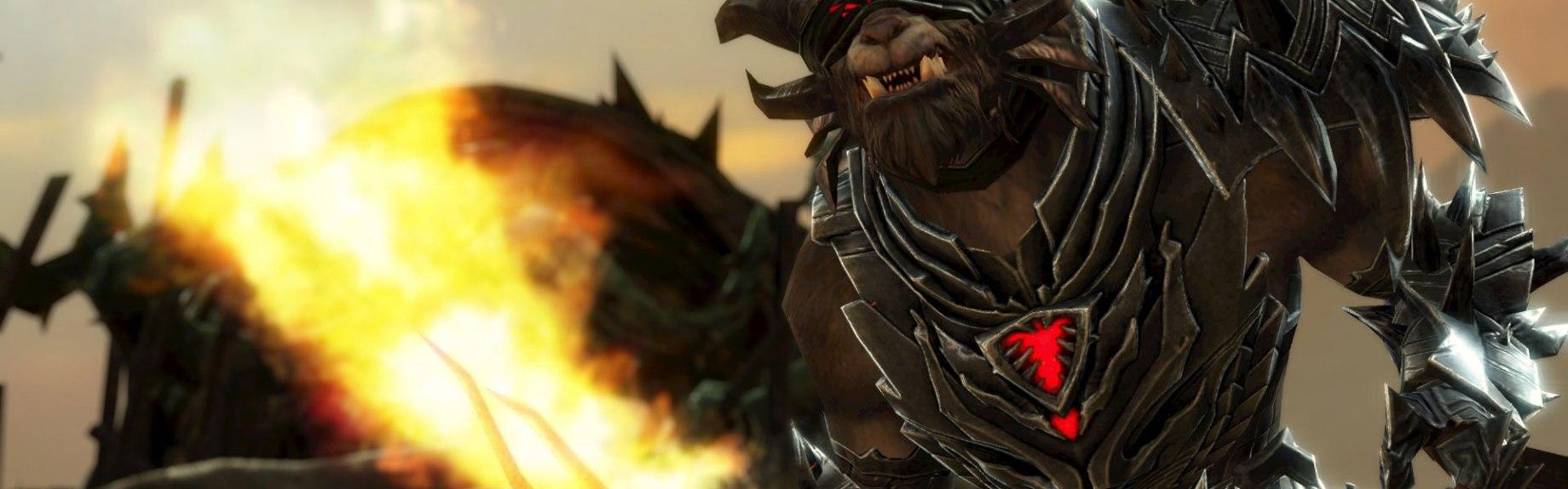 Revenant Rytlock - Guild Wars 2 Heart of Thorns