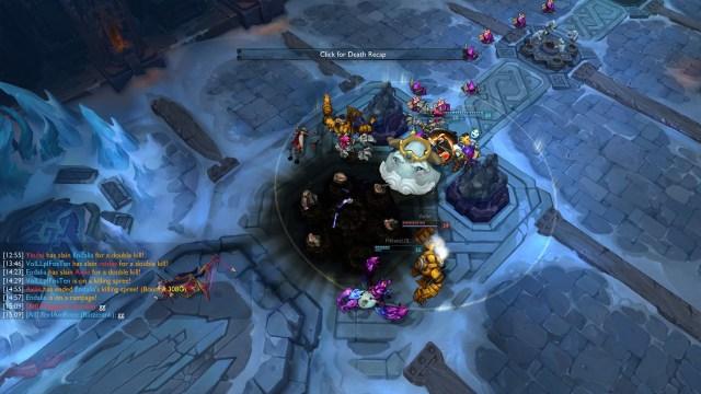 League of Legends - Poro King Wins