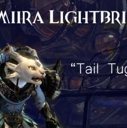 Tail Tugging