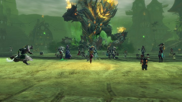 Guild Wars 2 - Mad King Thorn