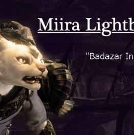 Badazar incarnated