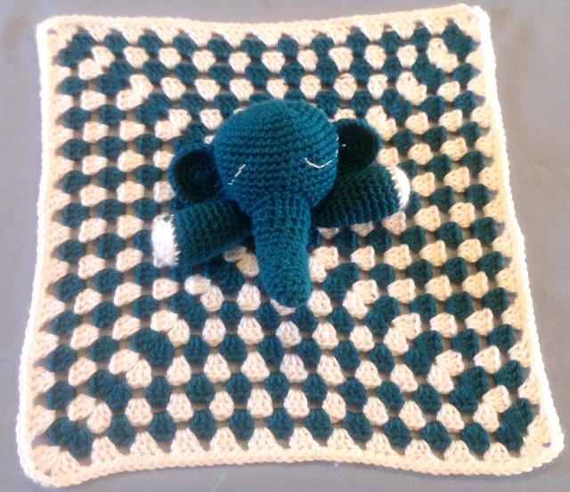 Elephant Snuggle