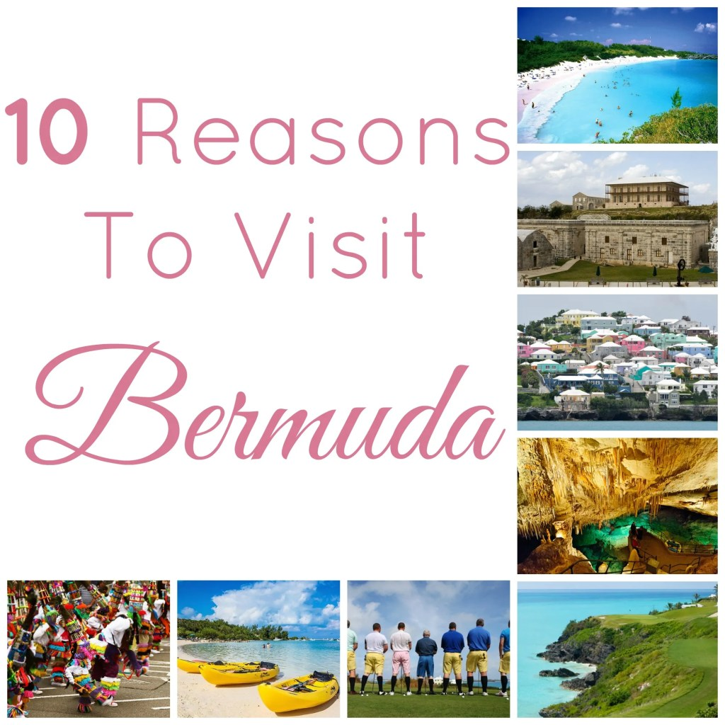 Best Places To Visit During September And October: 10 Reasons To Visit Bermuda