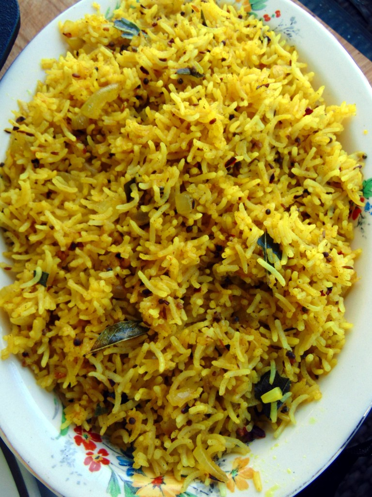 Indian Restaurant Style Rice - PrincessTafadzwa
