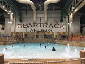A Stay at The Great Wolf Lodge