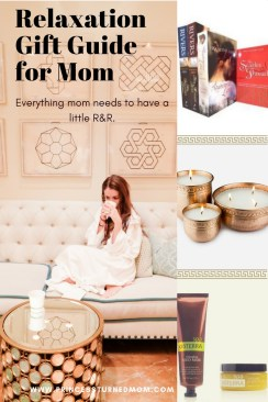 A Relaxation Gift Guide for Mom