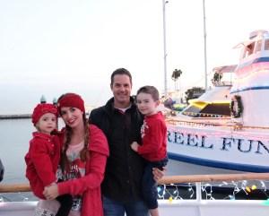 Christmas Boat Parade Sails into Dana Point