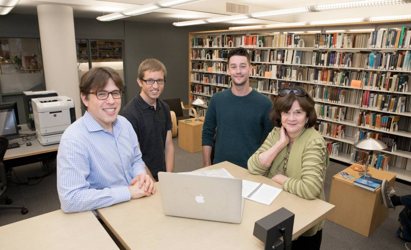 Fragile Families Faculty and Graduate Students