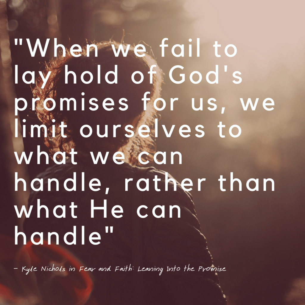 Sermon: Fear and Faith: Leaning Into the Promise - Princeton