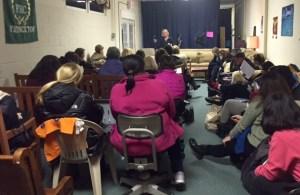 USTA League Captain's Meeting at Princeton Racquet Club