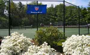 Hard Courts at Princeton Racquet Club