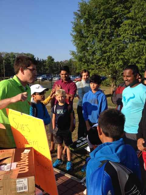 USTA Junior Tournament at Princeton Racquet Club