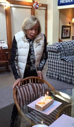 Happy birthday Maria!