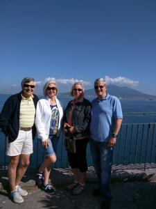 Sandy, Fritz, Kay, Keith