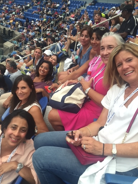 PRC at US Open