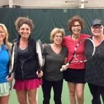Bettina, Gayle, Carol, Kathy, Ellen