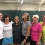 Hillary, Dale, Mary Jo, Catherine, Helen and Lauren